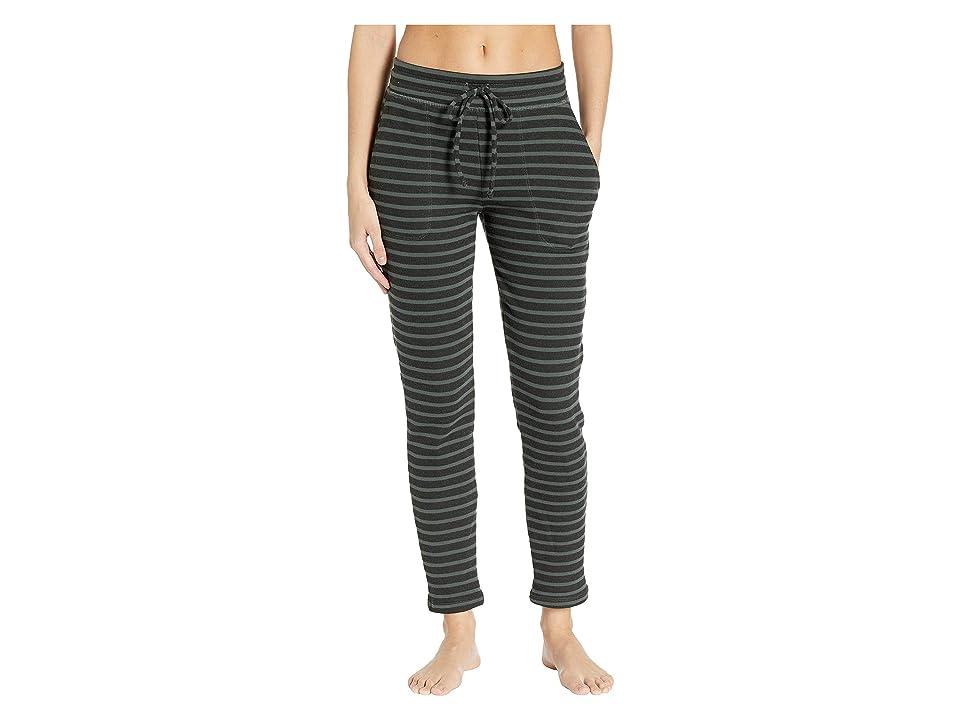 Beyond Yoga Live Out Loud Cropped Sweatpants (Dark Tropic) Women