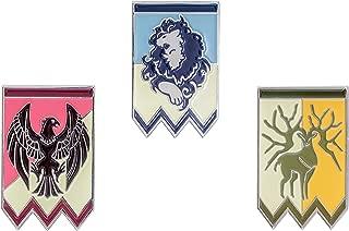 three lions pin badge