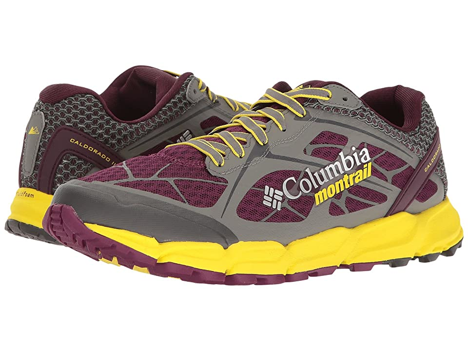 Columbia Caldorado II (Dark Raspberry/Autz) Women