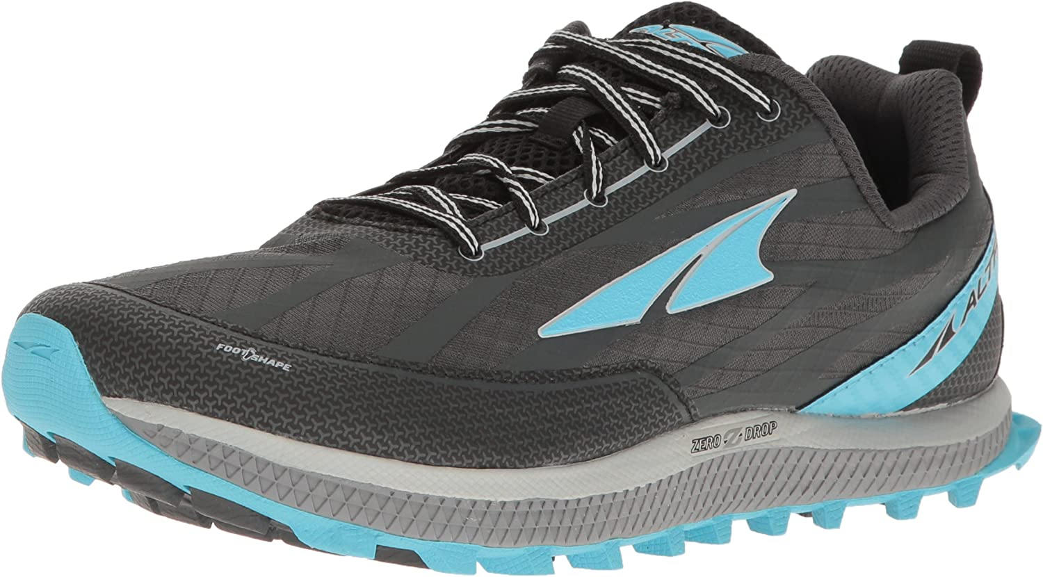 Altra Women's Superior 3 Running shoes Charcoal bluee 10.5 M US