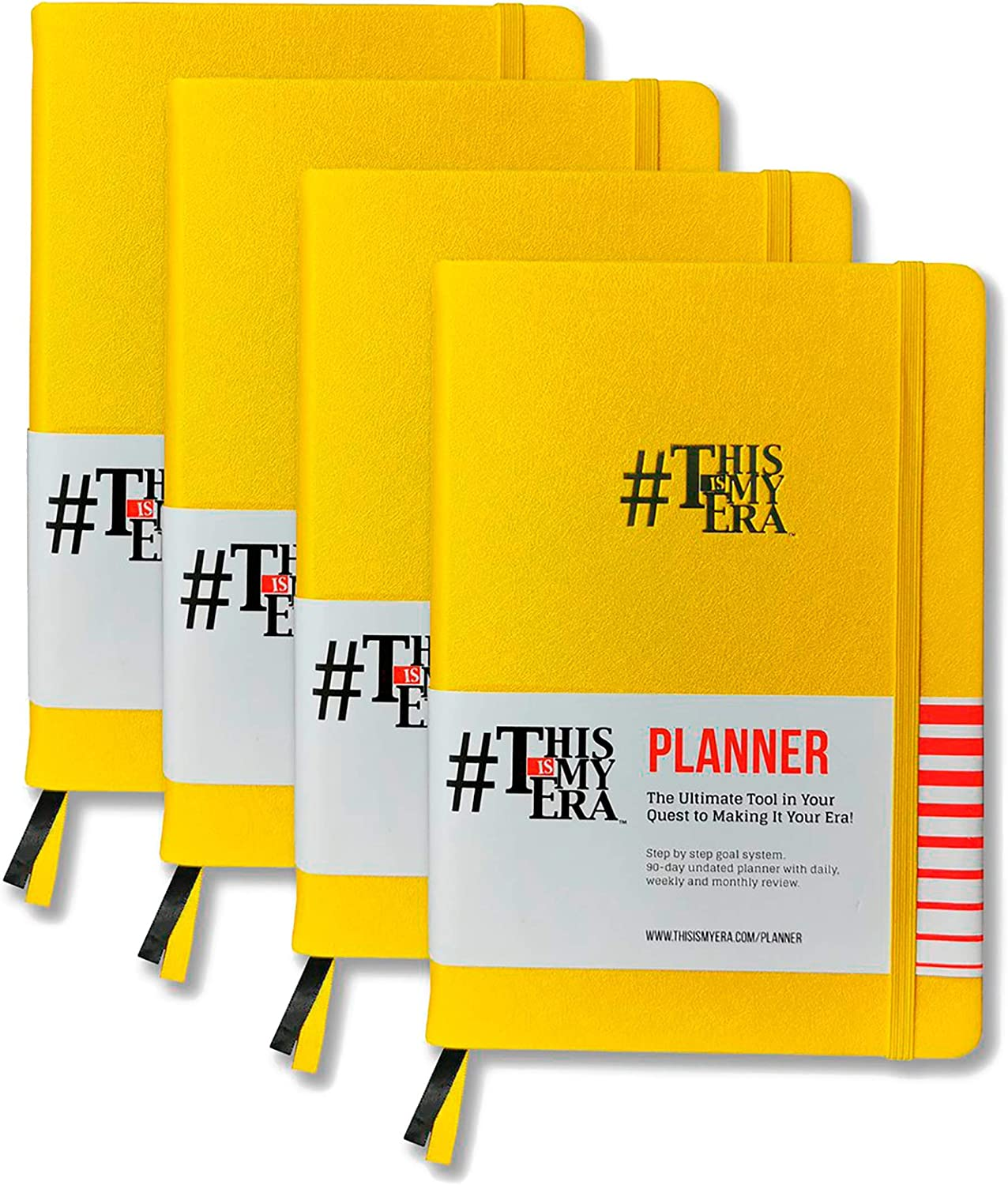 2021 new This Is My Era A5 New life Undated Planner Goal Weekly - Daily Journal