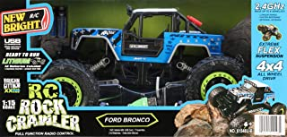 NB RC Vaughn Gittin Jr. Bronco 4x4 USB Rock Crawler Truck
