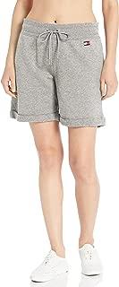 Tommy Hilfiger Women's Cuffed Short W/Embroidered Flag Logo