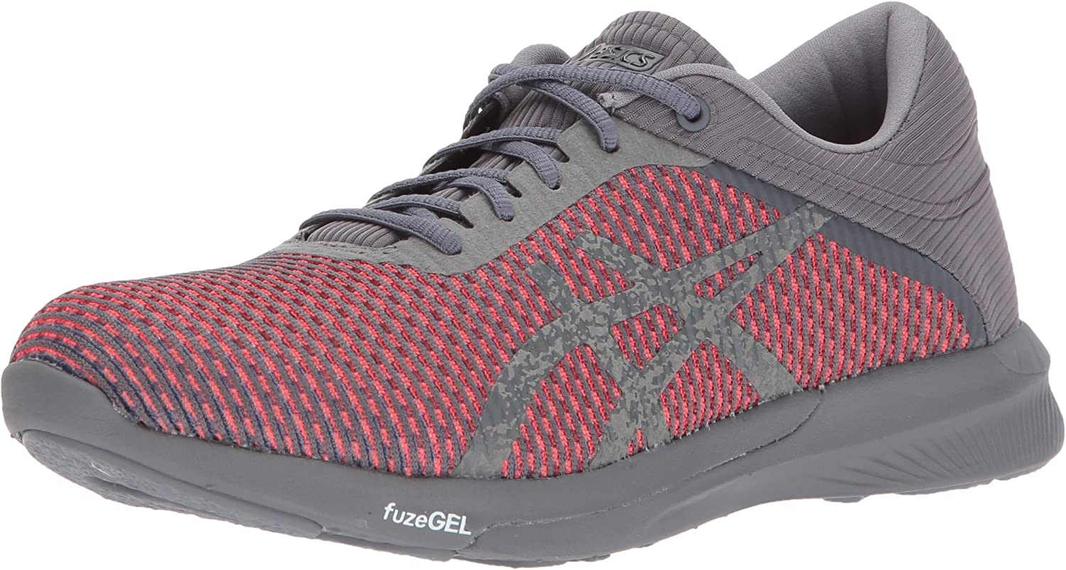 ASICS Womens fuzeX Rush cm Running shoes