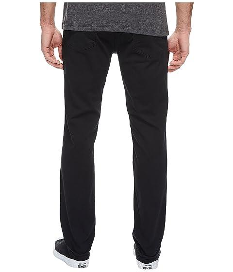 Dickies negro Fit Flex enjuagado X Series Jeans Twill Slim zqF4zw