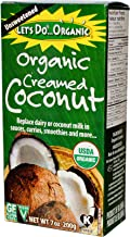 Edward & Sons, Organic Creamed Coconut, 7 oz (200 g) Edward & Sons, Organic Creamed Coconut, 7 oz (200 g) - 2pcs