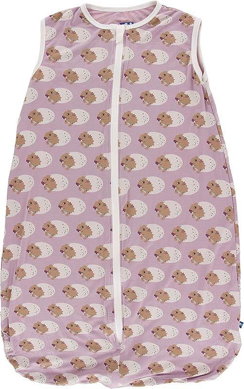 KicKee Pants Print Lightweight Sleeping Bag 18 36 Months Sweet Pea Diictodon