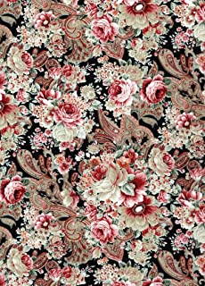 Decopatch Decoupage Printed Paper 381 x 305mm Fda592 Flowers And Lace