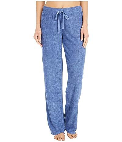 N by Natori Terry Lounge Pants (Stormy Blue) Women