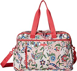 bc7df1f303c5 Vera bradley go anywhere carry on