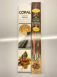 Brown Copal & Maya Copal Comes in one Pack. Both of Them are 100% Pure & Natural.