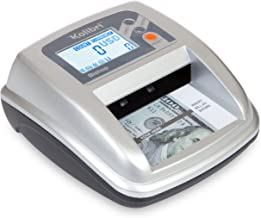 Kolibri Bishop 2-in-1 Counterfeit Money Detector and Bill Counter with UV, MG and IR Detection