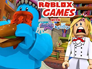 Clip: Roblox Games with Little Kelly & Little Sharky
