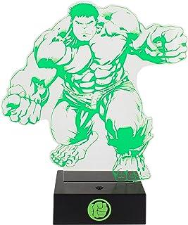 Paladone Lámpara para Mesilla Hulk, Multicolor