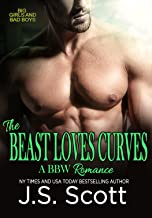 THE BEAST LOVES CURVES (Big Girls And Bad Boys Series Book 2) (English Edition)