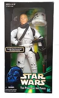Star Wars Luke Skywalker 12 Figure Power of the Force