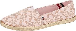 Tommy Hilfiger Allover Print Slip On Moda Ayakkabı Kadın