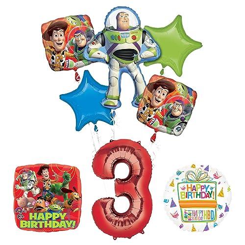 Disney Toy Story Party Favor Set 6 Packs 42 Pcs