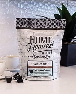 Home Harvest Signature Blend Nespresso Capsule, 80 count