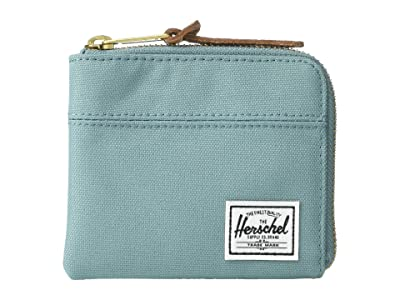 Herschel Supply Co. Johnny RFID (Arctic) Wallet Handbags