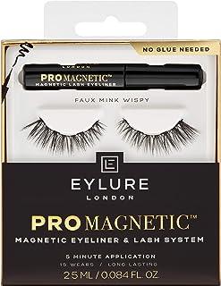 EYLURE Pro Magnetic False Lashes & Liner Kit, Wispy