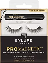 Liquid Magnetic Eyeliner & Wispy Lash System By Eylure - The Promagnetic Eyeliner & Lash System Allows You To Apply Magnet...