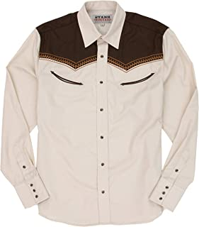Best two tone western shirt Reviews