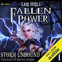 Storm Unbound: Fallen Power, Book 1