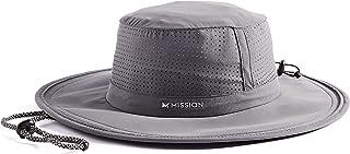"Mission Cooling Booney Hat- UPF 50, 3"" Wide Brim,..."