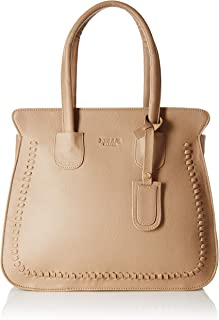Nelle Harper Women's Handbag (Beige)