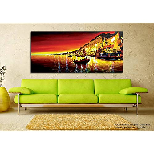 Awesome Canvas Painting Buy Canvas Painting Online At Best Prices Home Interior And Landscaping Ologienasavecom