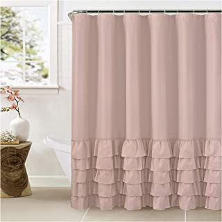 Pink Shower Curtains Amazoncom