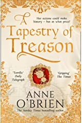 A Tapestry of Treason: A gripping escapist historical drama from a Sunday Times bestselling author (English Edition) Formato Kindle