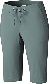 Columbia Women's Anytime Outdoor Long Short Water & Stain Repellent