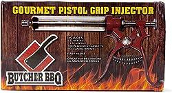 Butcher BBQ Pistol Grip Gourmet Meat Injector