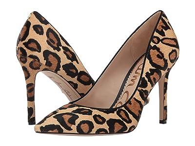 Sam Edelman Hazel (New Nude Leopard Leopard Brahma Hair) Women