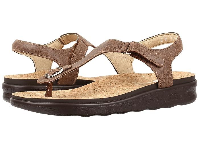SAS Marina (Brown) Women's Shoes