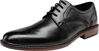 JOUSEN Men's Dress Shoes Classic Brogue Oxford Business Wingtip Shoes
