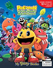 Pac-Man and the Ghostly Adventures My Busy Book