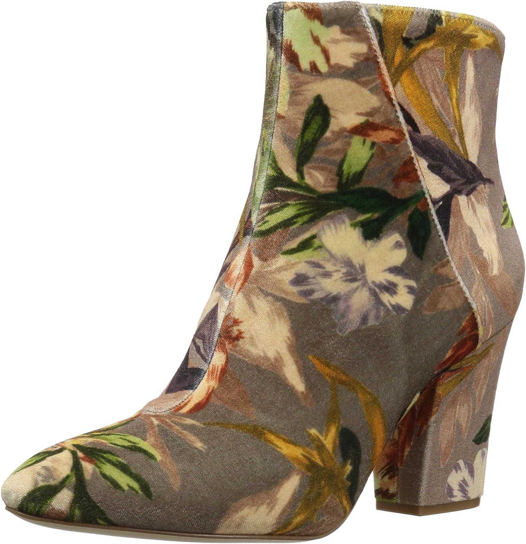 Nine West Womens SAVITRA Fabric Fashion Boot