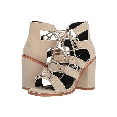 Sol Sana Everly Heel (Ecru Suede) High Heels