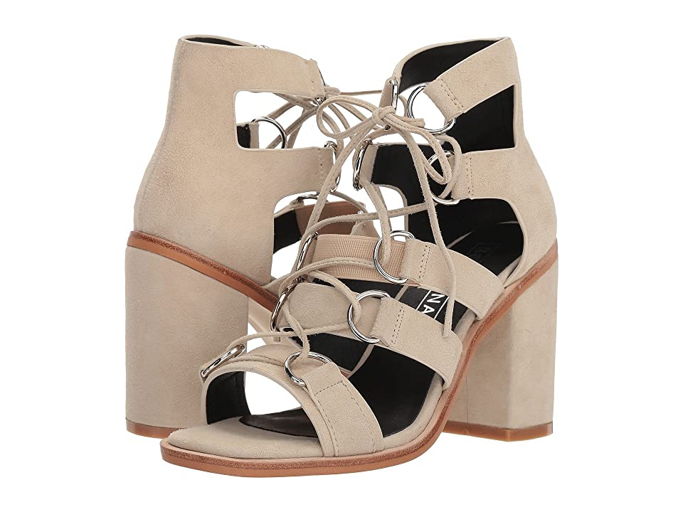 Sol Sana Everly Heel (Ecru Suede) High Heels