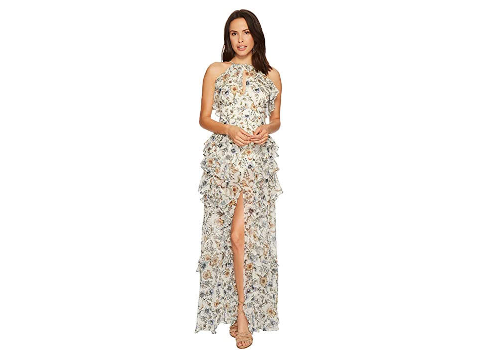 The Jetset Diaries Posy Maxi Dress (Post Floral) Women