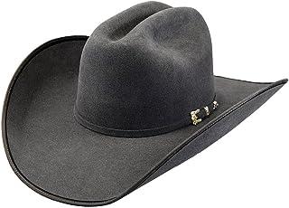 Justin Men s Bent Rail Granite 7X Hooked 2 Felt Cowboy Hat c865ce70af18