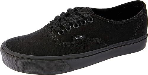 Vans Authentic Lite Canvas, Sneakers Basses Mixte Adulte