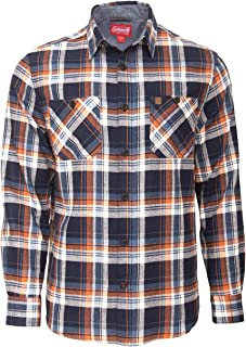 Coleman Cotton Flannel Shirts for Men Comfy and Stylish