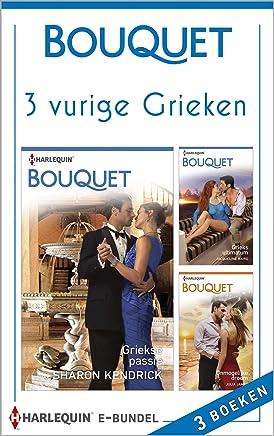 3 vurige Grieken (Bouquet)