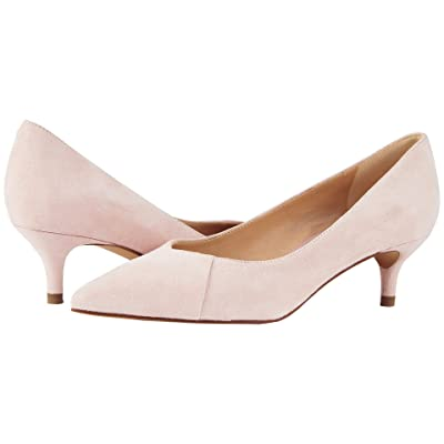 Franco Sarto Donnie (Light Pink Diva Suede) Women