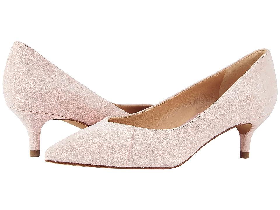 Franco Sarto Donnie (Light Pink Diva Suede) Women