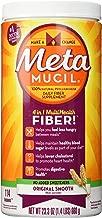 Metamucil Smooth Texture Sugar-Free Unflavored 114 Each